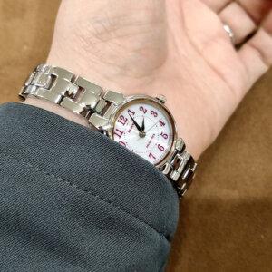 女性向け就活用時計,シチズン,レグノ