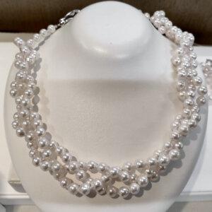 パール,真珠,ロングネックレス